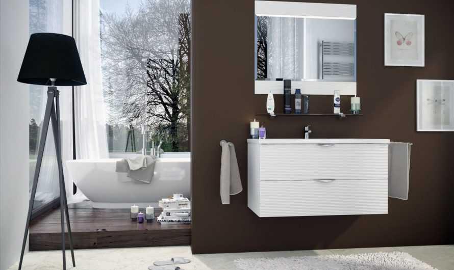 Белая мебель для ванной — достоинства и практичность белой мебели для ванной. Материалы изготовления мебели. Сочетание с другими цветами в ванной (фото и видео варианты)