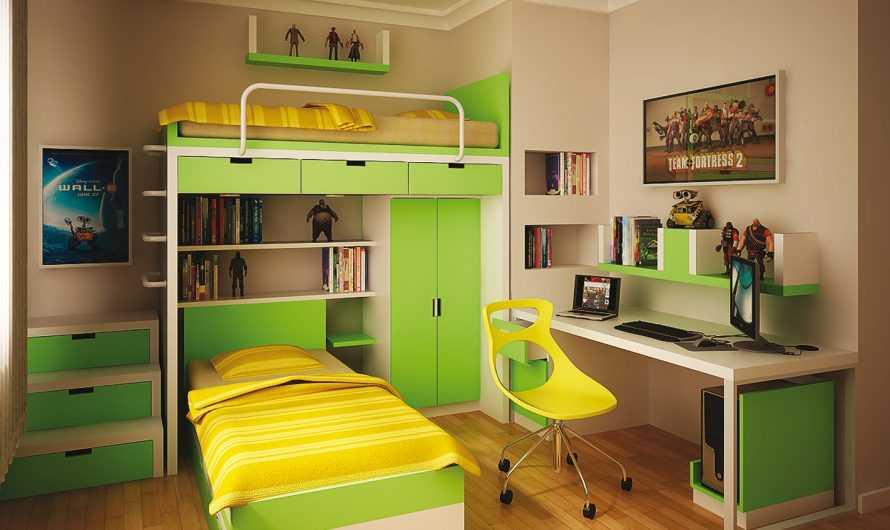 Детская комната для школьника: 165 фото и видео описание как создать стильную, функциональную и удобную комнату