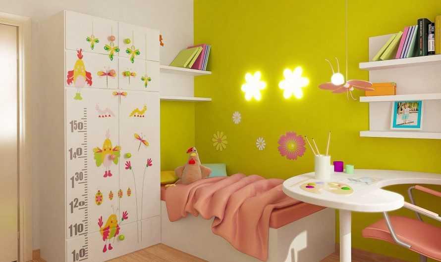 Дизайн детской комнаты: планировка и зонирование детской комнаты. Стилевые и цветовые решения в комнате для девочки и мальчика (фото + видео)