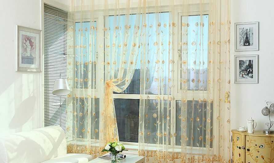 Дизайн тюля для гостиной: советы в выборе материалов ткани, цветовой гаммы, разновидности тюля. Декор и аксессуары для тюля в гостиной (фото + видео)