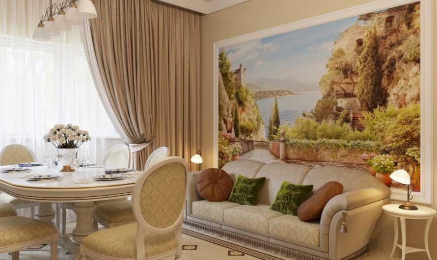 Фреска на стену: 185 фото самых красивых идей оформления помещений при помощи фресок