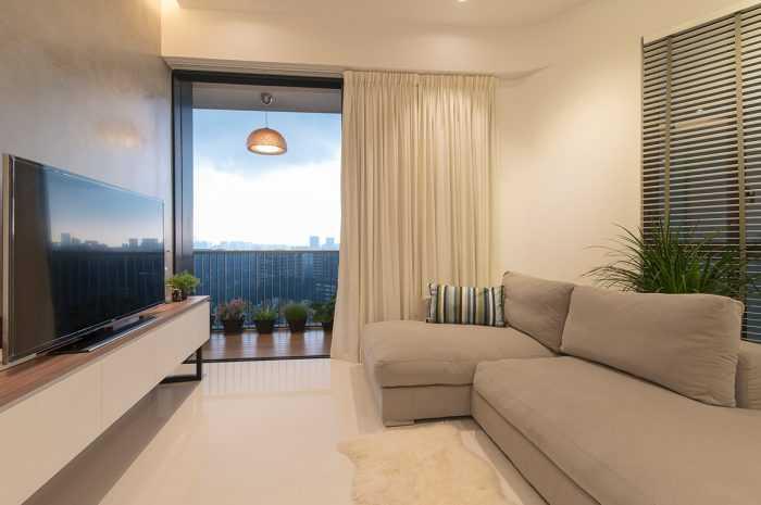 Гостиная с балконом — 115 фото лучших идей и красивых комбинаций балкона с комнатой
