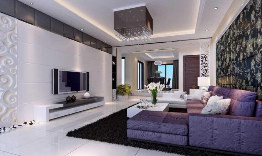 Гостиная в квартире: 105 фото стильных, оригинальных интерьерных решений и их сочетаний
