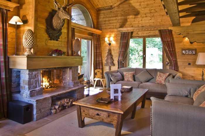 Интерьер деревянного дома: ТОП-150 фото и видео дизайнов деревянных домов. Подбор подходящего стиля, мебели, декоративных элементов