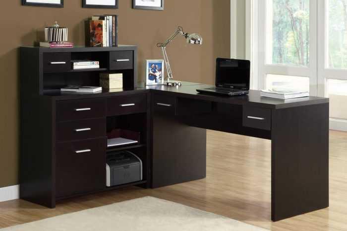 Компьютерный стол: ТОП-130 фото и видео разновидностей компьютерных столов. Выбор формы, размера и материала изготовления