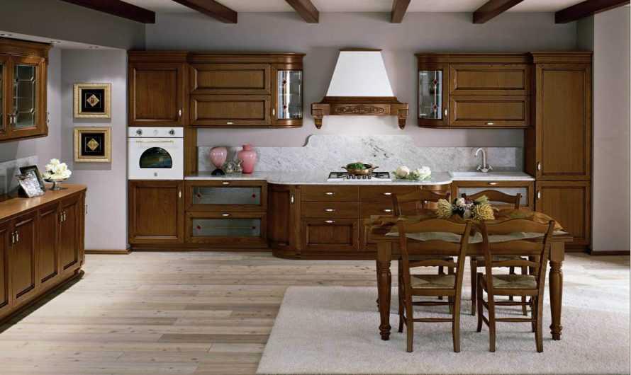 Кухни из дерева — 125 фото модных идей и эффектных сочетаний стилей с деревянной кухней