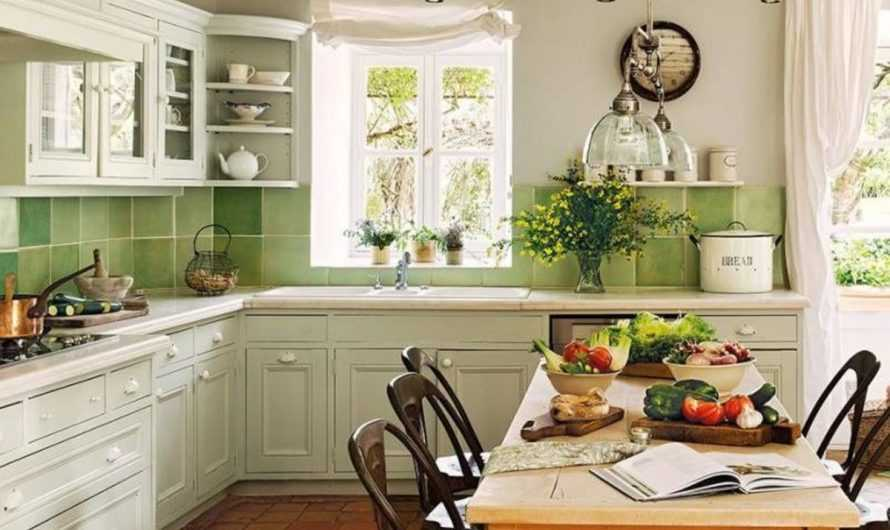 Кухня в стиле кантри — удачные примеры декора и оформления кухни в деревенском стиле кантри (120 фото и видео)