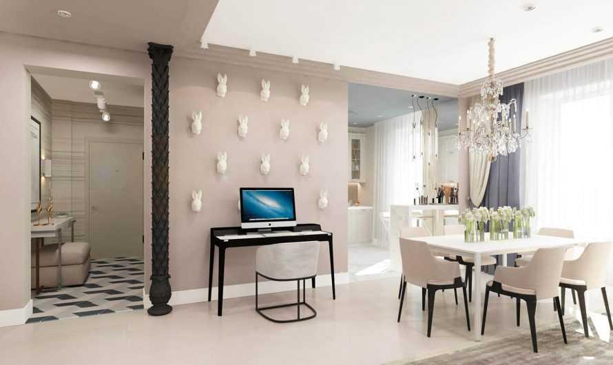 Квартира 80 кв. м.: ТОП-130 фото и видео идей дизайна квартир 80 кв.м. Зонирование и правильная планировка помещения, выбор стилистики интерьера