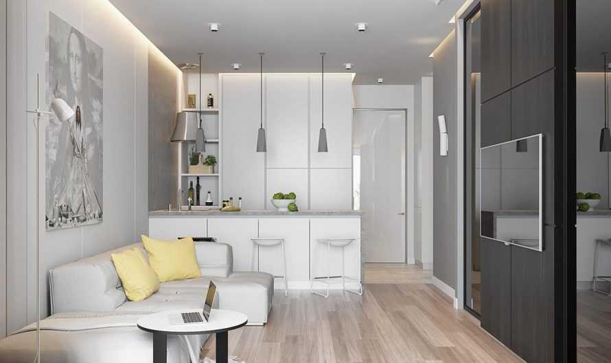 Квартира-студия: ТОП-180 фото и видео вариантов оформления. Преимущества и недостатки квартиры-студии. Выбор подходящей стилистики