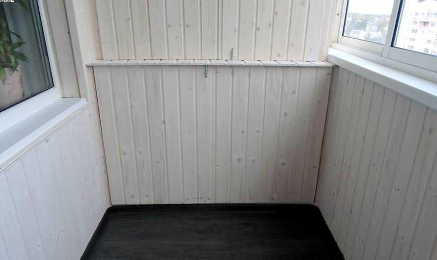 Отделка балкона вагонкой — подробная инструкция как оформить балкон быстро и красиво (135 фото)
