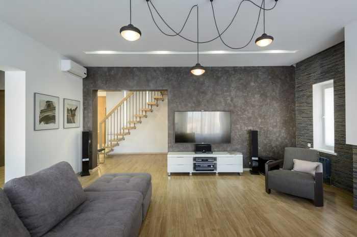 Отделка гостиной — 165 фото и виды дизайна и украшения. Современные особенности и лучшие идеи отделки