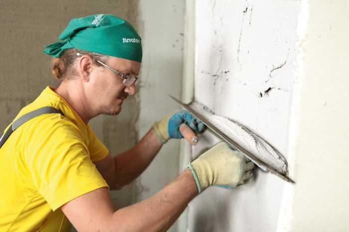 Подготовка стен под обои — 155 фото и видео описание основных этапов подготовки стен