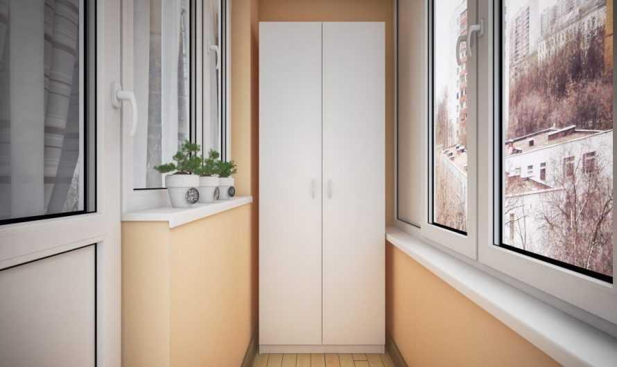 Шкаф на балкон — особенности шкафа на балконе. Плюсы и минусы. Разновидности моделей шкафов для балкона. Изготовление и монтаж шкафа вручную (фото + видео)