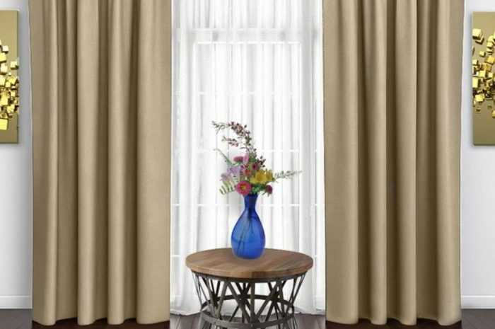 Шторы блэкаут: 180 фото оригинальных интересных вариантов современного оформления при помощи штор