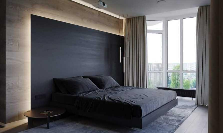 Современные спальни: особенности дизайна спальни. Рекомендации по стилю для современной спальни. Выбор цветовой гаммы и фактур. Мебель и свет в спальню (фото + видео)