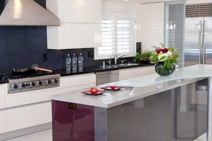 Современный дизайн кухни — 120 фото и видео мастер-класс как спроектировать новый дизайн