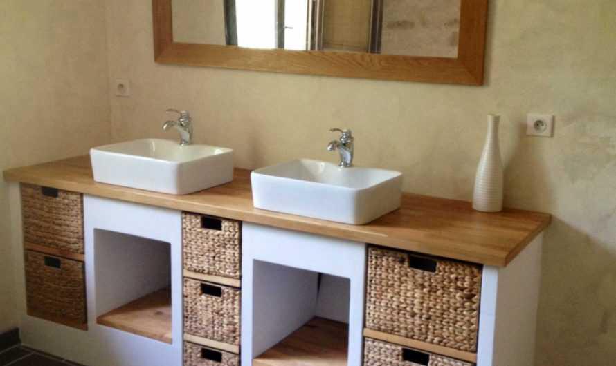 Столешницы в ванную комнату: 130 фото и видео описание как выбрать и использовать столешницу для ванной правильно