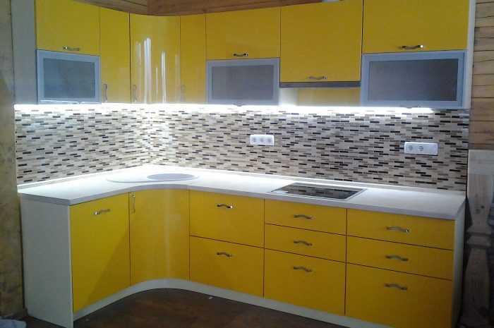 Угловая кухня — 125 фото и видео как быстро и просто спроектировать и установить кухню